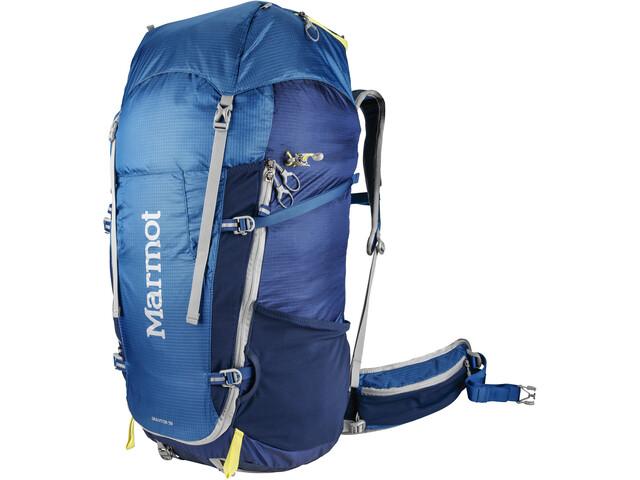 Marmot Graviton 58 Backpack blue night/dark ink